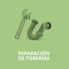 Reparación de tuberías y desatascos